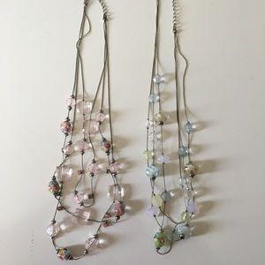 Jewelry - Flirty Beaded Necklaces